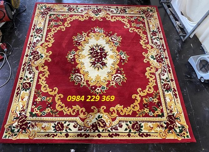 Dệt thảm theo yêu cầu