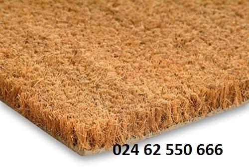 Thảm chùi chân bằng xơ dừa
