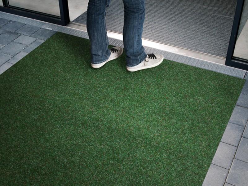 Chọn thảm trải sàn phù hợp có thể hóa giải...