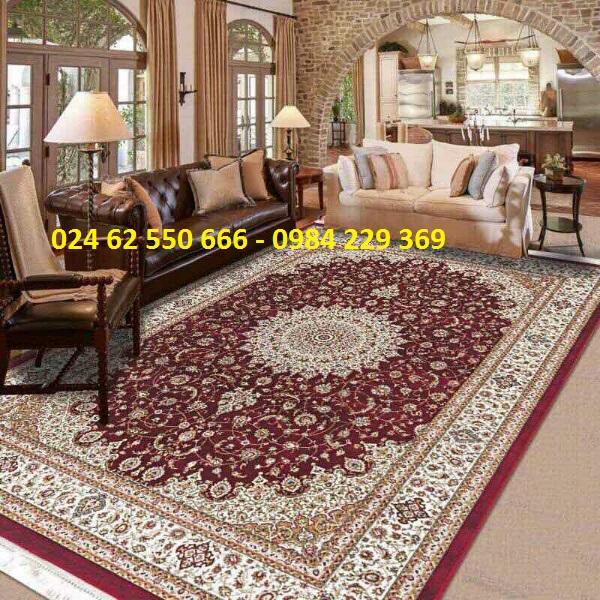 Chọn thảm trang trí phòng khách...