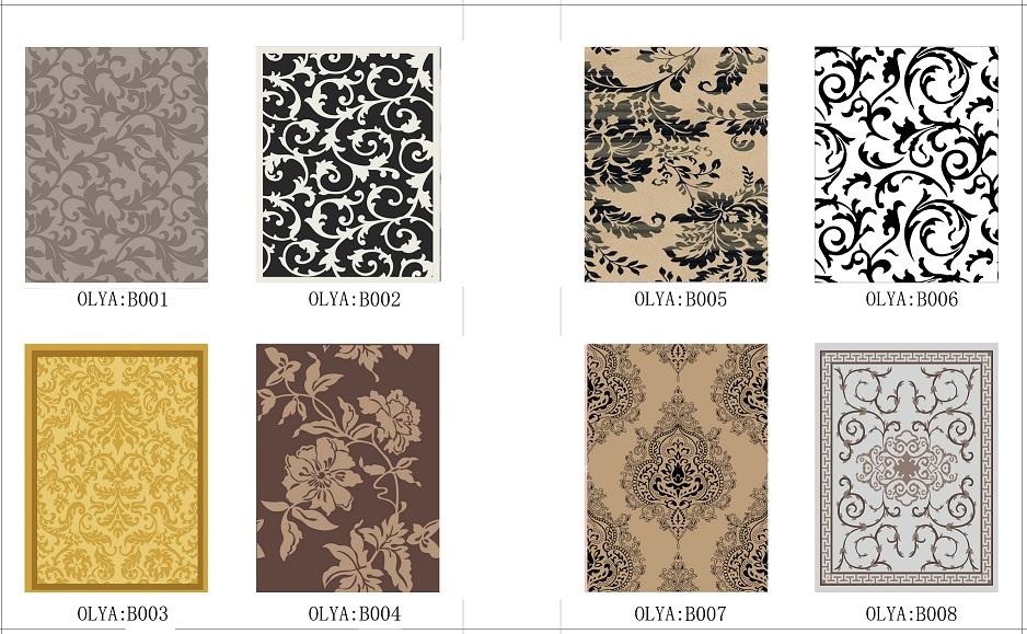 Đặt thảm theo kích cỡ
