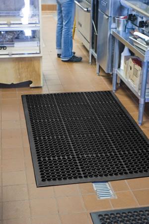 thảm chống trượt nhà bếp