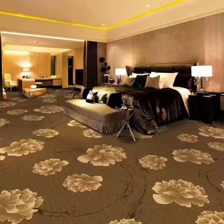 Thảm cuộn trải sàn khách sạn