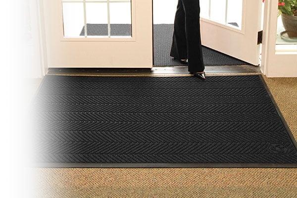 Thảm để cửa đẹp