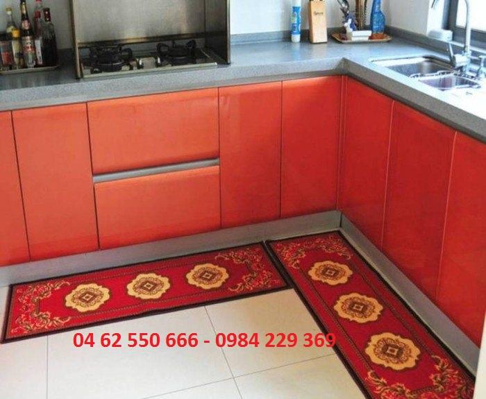 thảm đôi nhà bếp