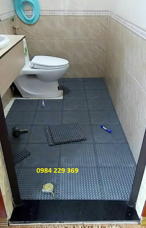 Thảm nhà tắm