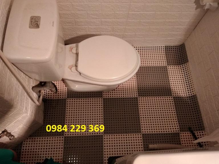 thảm nhà vệ sinh đẹp