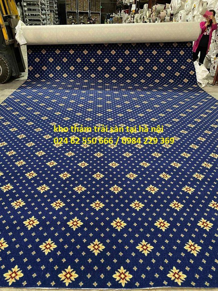 Thảm trải sàn mới