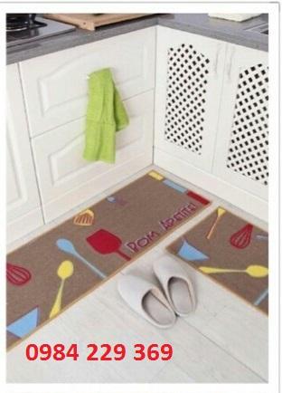 Thảm trải sàn phòng bếp
