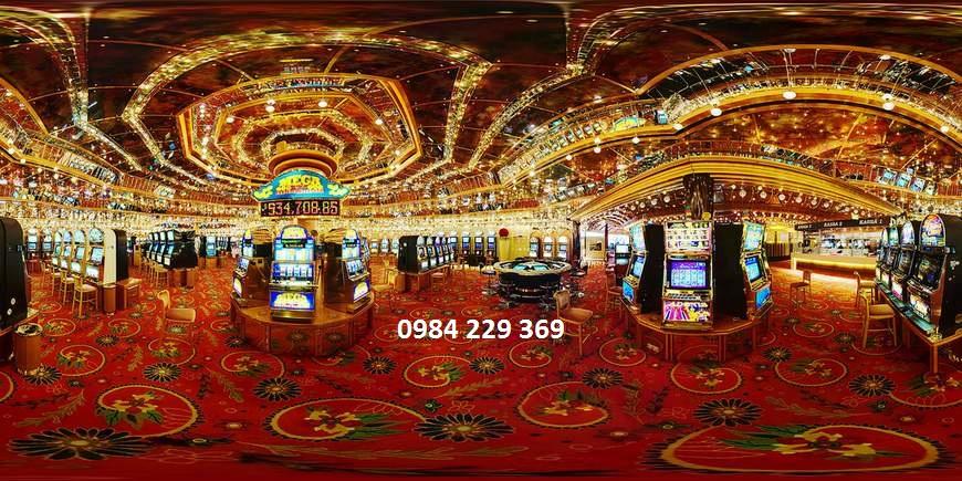 Thảm trải sàn sòng bạc ( Casino...